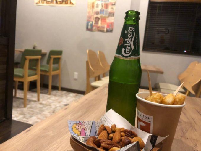 カフェ&バー PIENITORI(ピエニトリ)のビール&おつまみセット