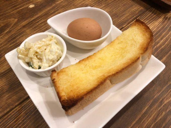 Makapu'u cafe(マカプー カフェ)のモーニングAセット