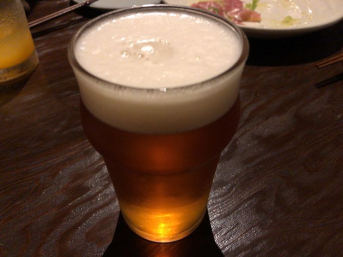 バーバーバーのクラフトビール