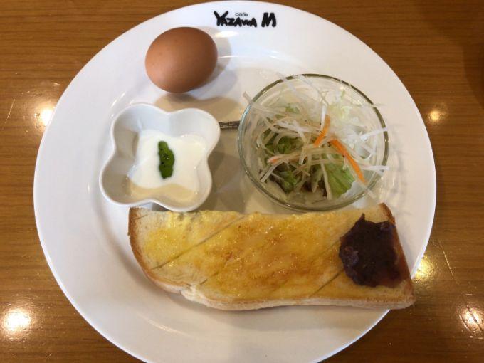 YAZAWA Mのモーニングサービス