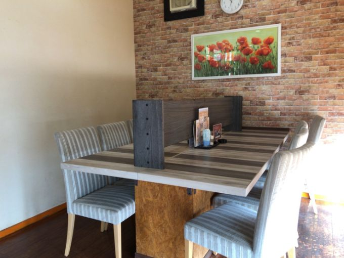 cafe LoCo(ロコ)のカウンター席