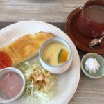 cafe LoCo(ロコ)でモーニング