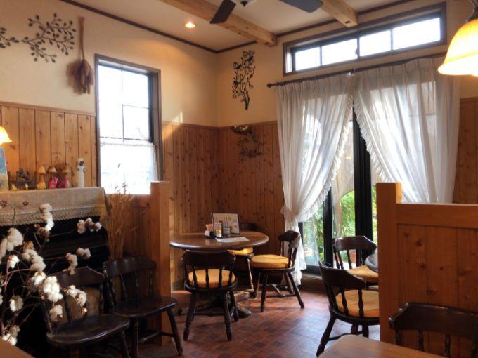 COFFEE&KITCHEN MINAMIの店内