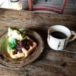 森の中にある素敵なHiomocafe(ヒオモカフェ)に行ってみた