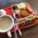 関市の人気のハンバーガー屋 メロンファーム