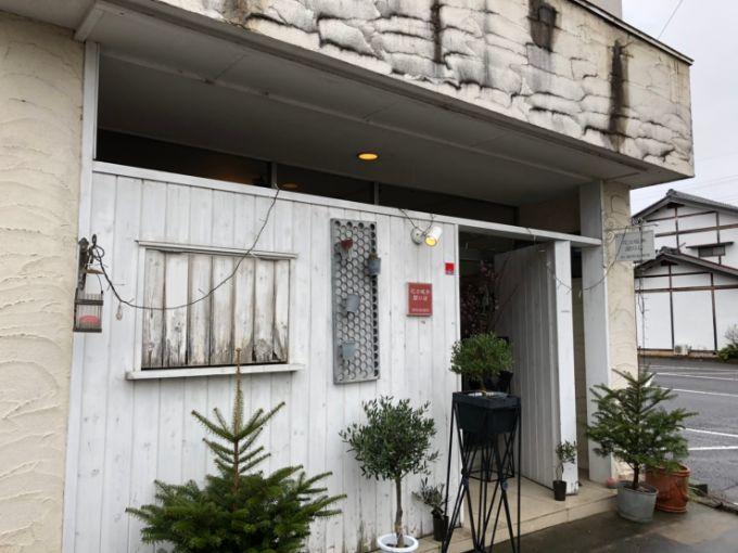 花の坂井関口店の外観