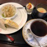 和台所カフェ しゅん花でモーニング