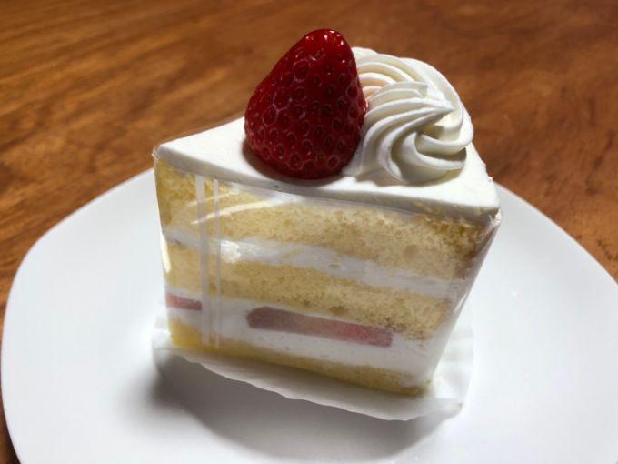 すぴかの苺ショートケーキ