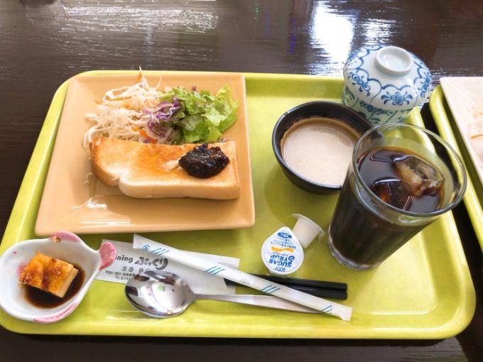 Dining ぷっくりのモーニング