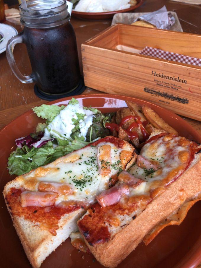 犬山市のお洒落カフェの【トナカフェ】でモーニング