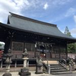 関鍛冶の守護神「春日神社」