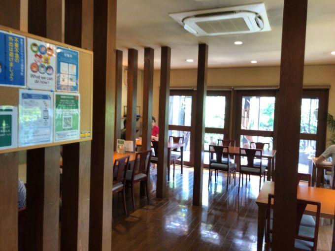 珈琲家 茶倉(さくら)のテーブル席