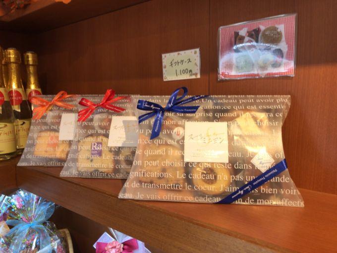スールミニヨンの焼き菓子セット