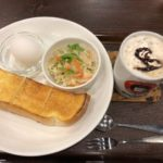 Nico Cafe(ニコカフェ)でモーニング