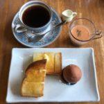 Le cafe Noireのこだわりいっぱいモーニング