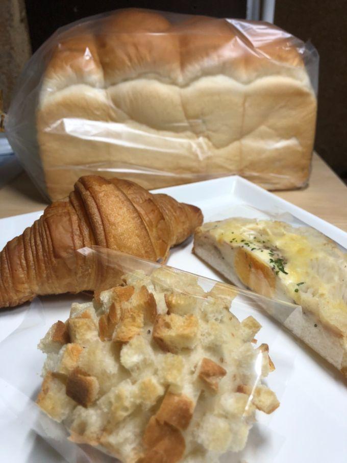 デュ・クラージュの購入パン