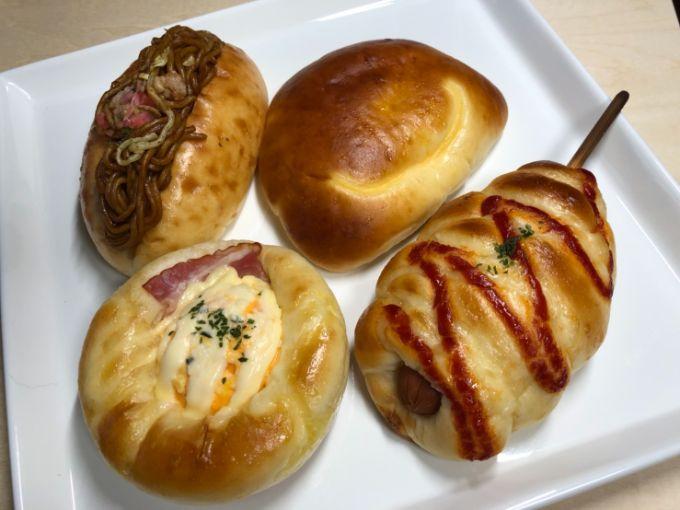 Lapin(ラパン)のパン
