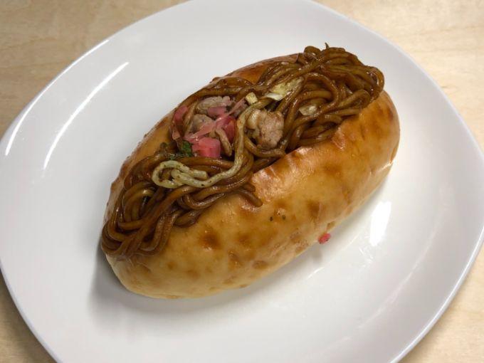 Lapin(ラパン)の焼きそばパン