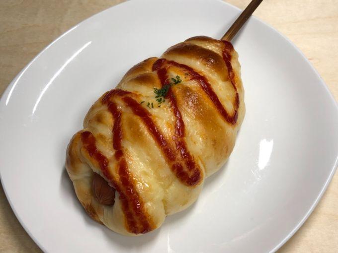 Lapin(ラパン)のウインナーパン