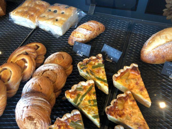 プティモンタニュのパン