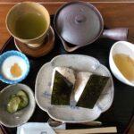 【和カフェと料理教室 森の茶や】でモーニング