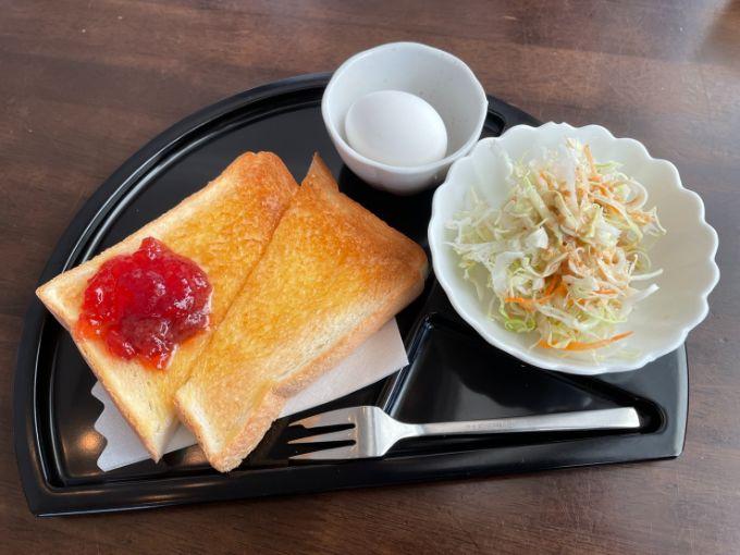 カフェレスト K'sトーストモーニング