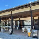ぎふ清流里山公園のカフェ