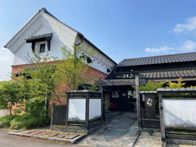 珈琲屋 らんぷ 岐阜関店の外観