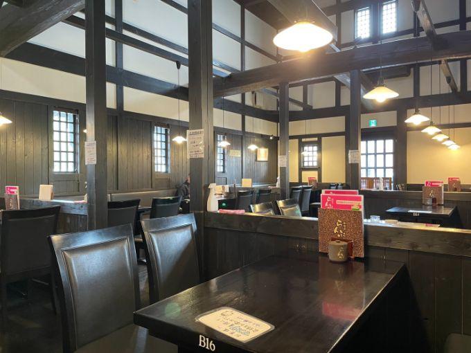 珈琲屋らんぷ 岐阜関店の店内