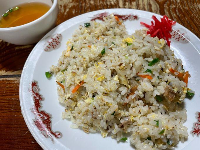 中華園の炒飯