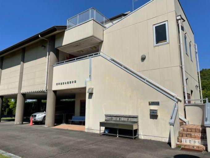 塚原遺跡公園展示館