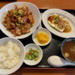 台湾料理 四季紅 美濃加茂店のランチ