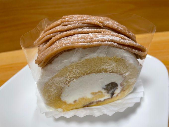 ケーキ喫茶niwaのモンブラン