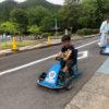 岐阜県各務原公園の幼児用ゴーカート